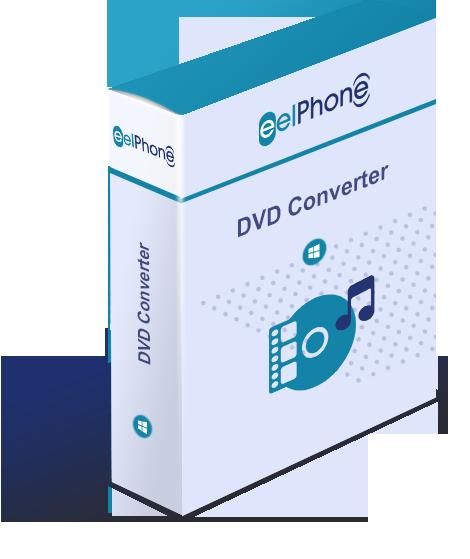EelPhone DVD轉換