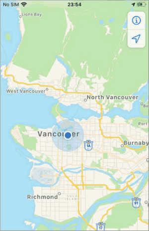 驗證iPhone是否已經更改了GPS虛擬位置