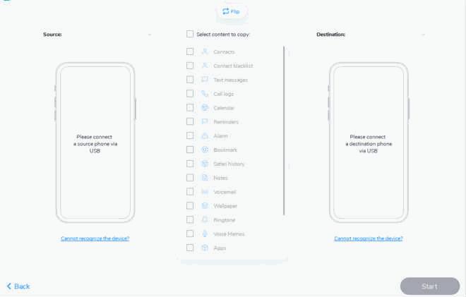 將iPhone和華爲連接到電腦